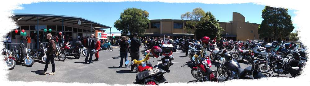 Peninsula Toy Run